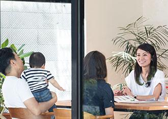 保証制度で安心の家づくりイメージ