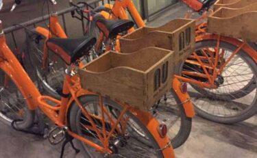 ブルックリンで見つけた『素敵な自転車』
