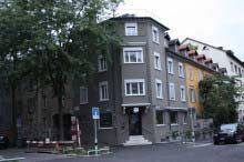 スイスのアパート