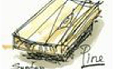 代表的な床材パイン