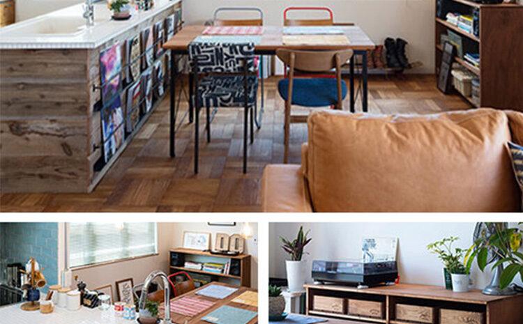 期間限定モデルハウス『Brooklyn FLATの家』