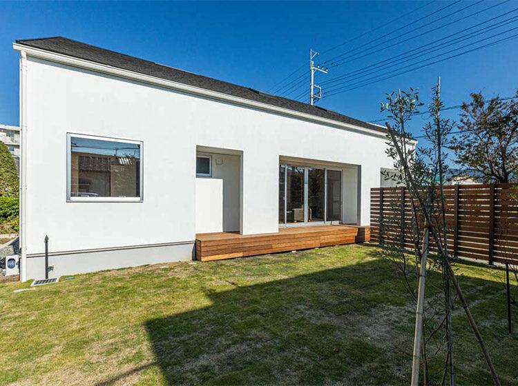 前橋市箱田町期間限定モデルハウス『THE LOFTの家』