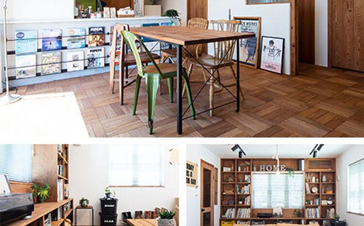 期間限定モデルハウス『BROOKLYN STYLEの家』
