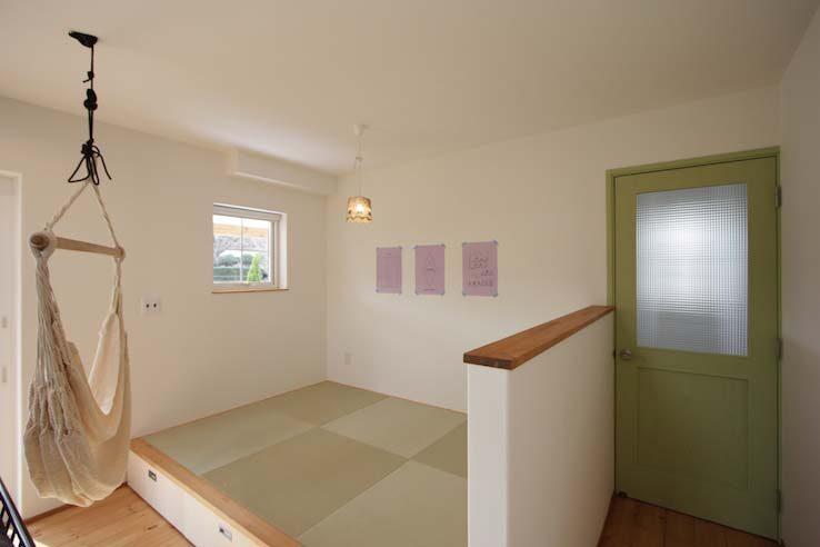 和室との段差をつければ床下収納として活用できる