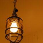 おしゃれな電球の照明