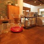 カフェ風キッチン
