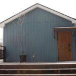 平屋の家の玄関