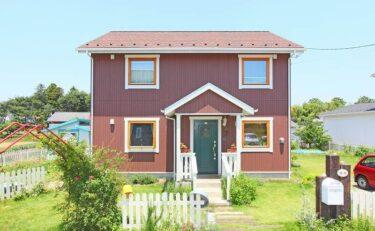 植物や草花と調和するデザインにこだわったお家