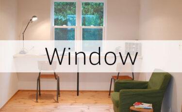 カッコよくてかわいい窓写真集vol.1