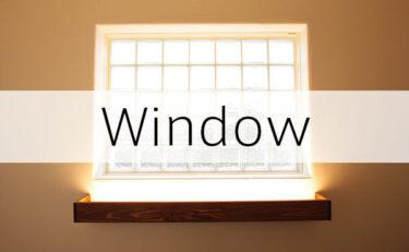 カッコよくてかわいい窓写真集vol.7