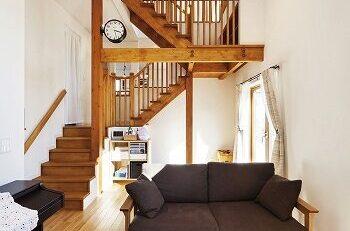 使い勝手の良い収納のある家