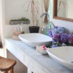 2つの洗面台