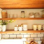 キッチン見せる収納