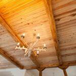 木目の天井