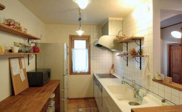 【かっこいい!】おすすめのキッチン・洗面所のデザイン事例